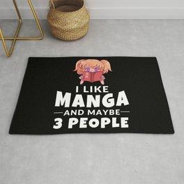 Japanese Manga Anime Gift Rug