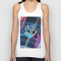 concert Tank Tops featuring Concert Pitch by Mike Malbrough