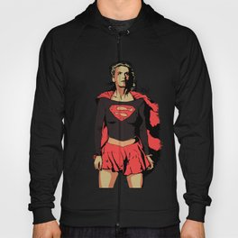 Girl of Steel Hoody