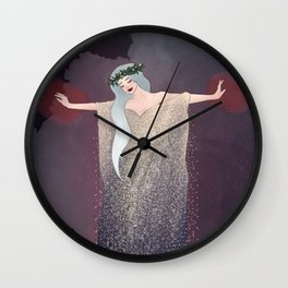 ADRESTIA Wall Clock