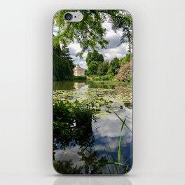 Château de Bagatelle iPhone Skin