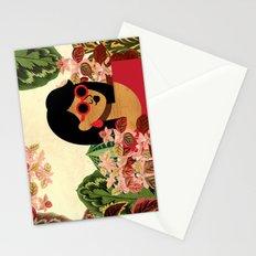 Bayou Girl I Stationery Cards