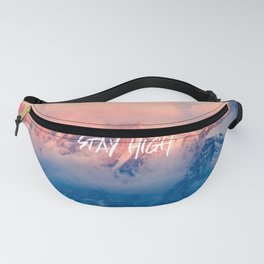 Stay Rocky Mountain High Fanny Pack
