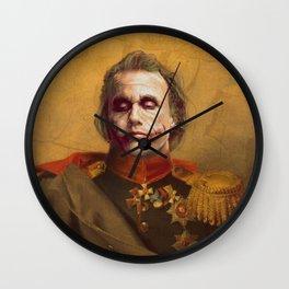The Joker General Portrait | Fan Art (Personal Favorite) Wall Clock
