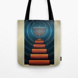 Art Deco Hanukkah Tote Bag