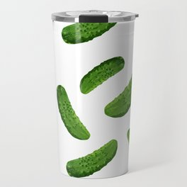 pickles pattern Travel Mug