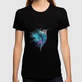 HUMMING BIRD SPLASH T-shirt