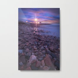 Judith Point Lighthouse Metal Print