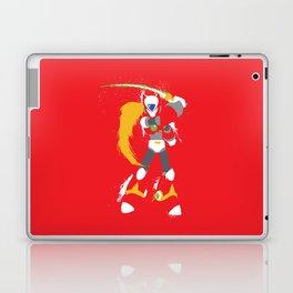 Zero (Mega Man X) Splattery Design Laptop & iPad Skin