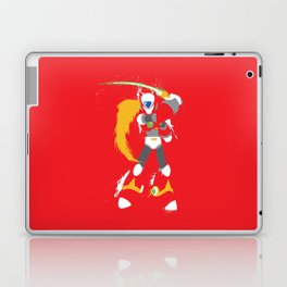 Zero (Mega Man X) Splattery Design Laptop & iPad Skin