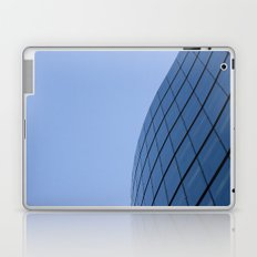 The Blue Curve Laptop & iPad Skin