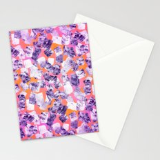 tear down (variant) Stationery Cards