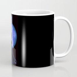Skull Of Rock/Black Coffee Mug