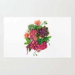 Floral 1 Rug