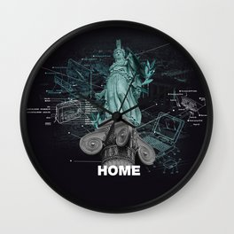 Home Wall Clock