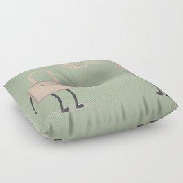 Master Key Floor Pillow
