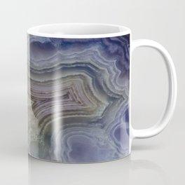 Royal Aztec Lace Agate Coffee Mug