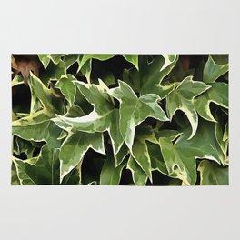 Variegated Ivy Rug