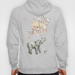 Elephant Bubble Dream Hoody