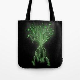 CircuiTree Tote Bag
