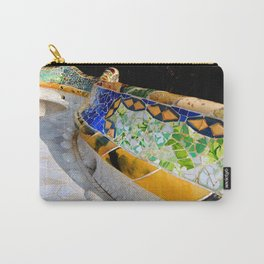 Gaudi Series - Parc Güell No. 1 Carry-All Pouch