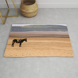 The Lost Donkey Rug