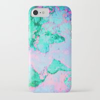 wanderlust iPhone & iPod Cases featuring Wanderlust by ALLY COXON