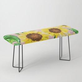 Sunny #society6 #decor #buyart Bench