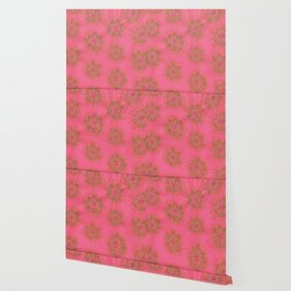 Cranberry Petal Rose Wallpaper