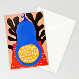 'Matisse and the Blue Squash' Stationery Cards