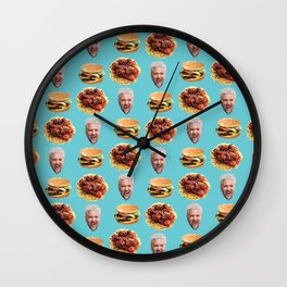 Flavortown, USA (Guy Fieri) Wall Clock