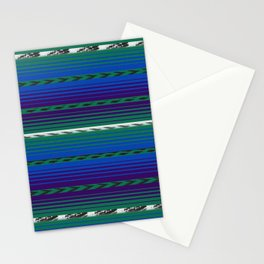 Blue Huipil Stationery Cards