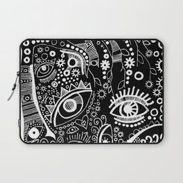 """""""The Watching Willow"""" Laptop Sleeve"""
