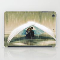 wings iPad Cases featuring Wings by Emmy Cicierega