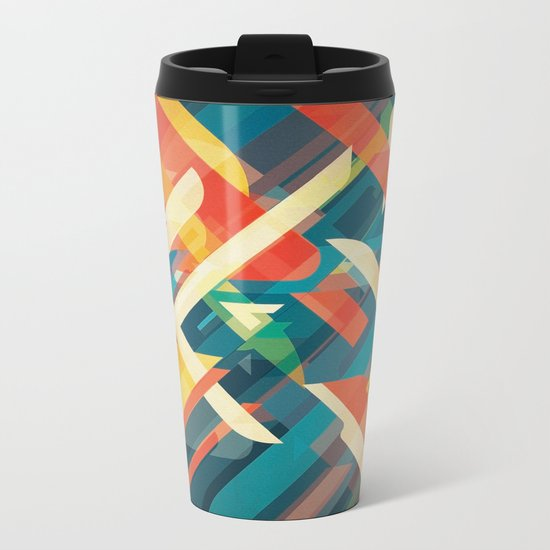 End Of Day Metal Travel Mug