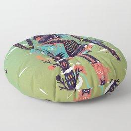 Totem Floor Pillow