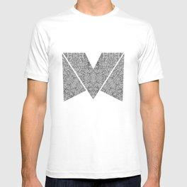 M zigzag T-shirt