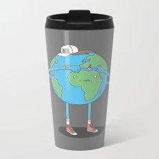 Pop It Metal Travel Mug