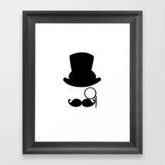 LikeAsir Framed Art Print