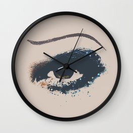 Hedwig Eye Wall Clock