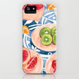 Summer Picnic iPhone Case