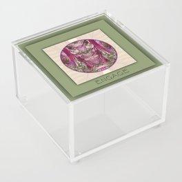 Engage Manifestation Mandala No. 7 Acrylic Box