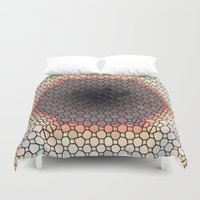 mosaic Duvet Covers featuring Mosaic by Mr and Mrs Quirynen
