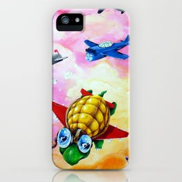 There Comes a Time iPhone Case