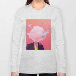 This Is Not A Cloud III Long Sleeve T-shirt
