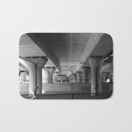 Highway Underpass Bath Mat