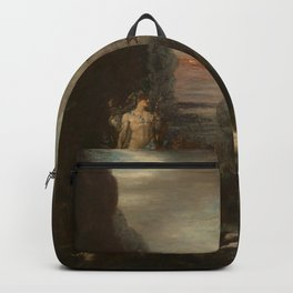 Gustave Moreau - Hercules and the Lernaean Hydra Backpack