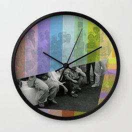 Kodachrome Reunion Wall Clock