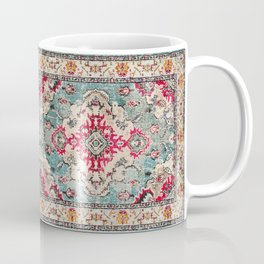 N132 - Heritage Oriental Traditional Vintage Moroccan Style Design Coffee Mug