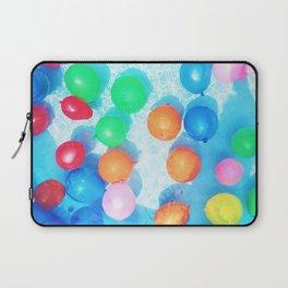 Celebratory Balloons Laptop Sleeve